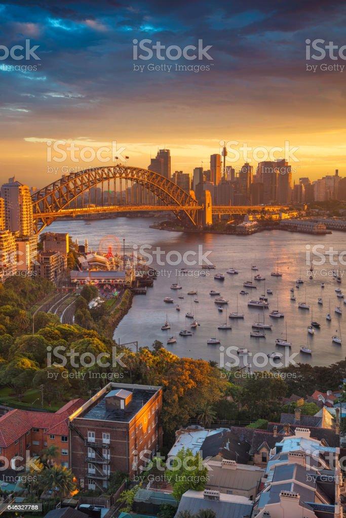 Sydney. stock photo