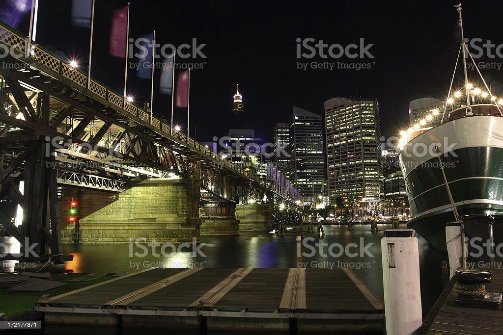 sydney scenic royalty-free stock photo