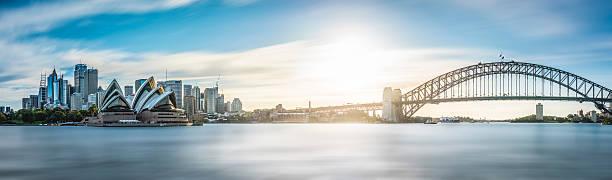 Sydney Skyline Panorama 51 MP – Foto