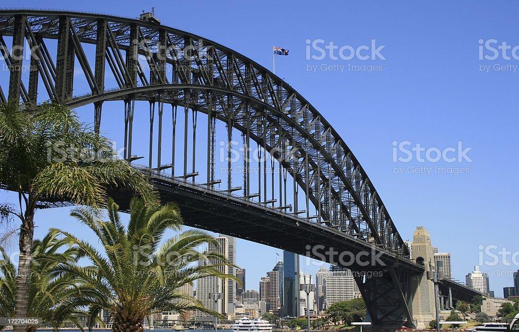 Sydney Skyline. royalty-free stock photo