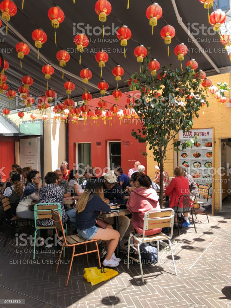 Sydney Spice Alley - Royalty-free Adult Stock Photo