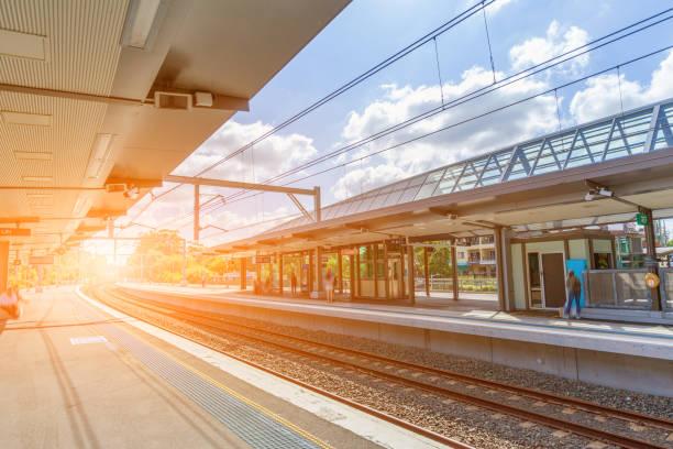 Sydney-Bahnhof – Foto