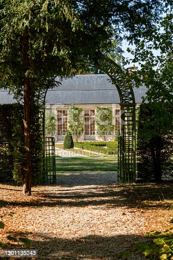 istock Maison de Sylvie in Domaine de Chantilly - France 1301135243
