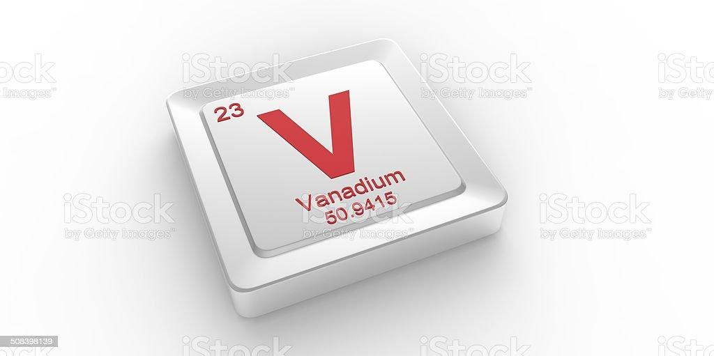 V symbol 23 material for vanadium chemical element stock photo v symbol 23 material for vanadium chemical element royalty free stock photo urtaz Choice Image