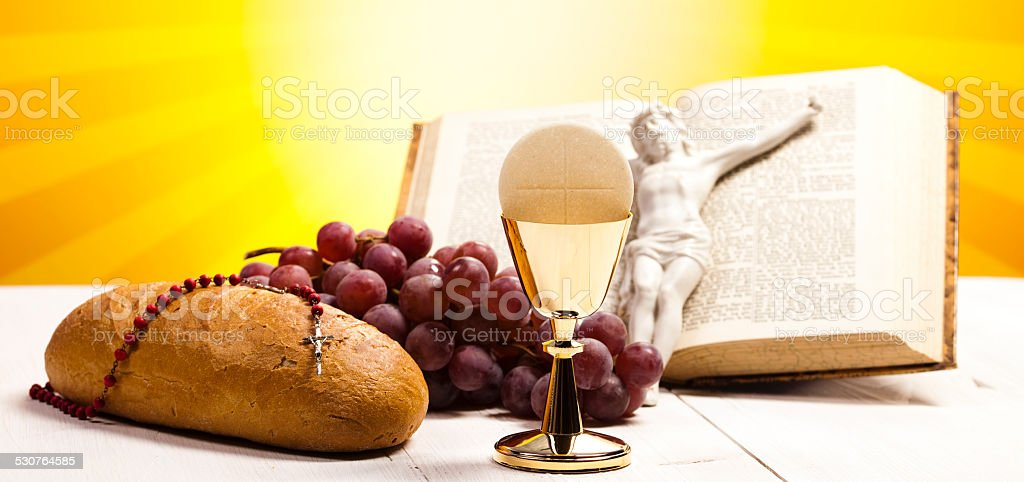 Symbol christianity religion stock photo