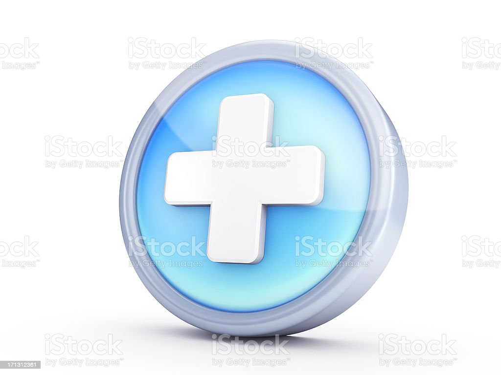Symbol icon stock photo