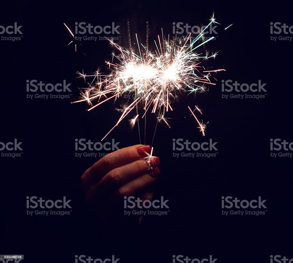 symbol of anniversary and celebration stock photo