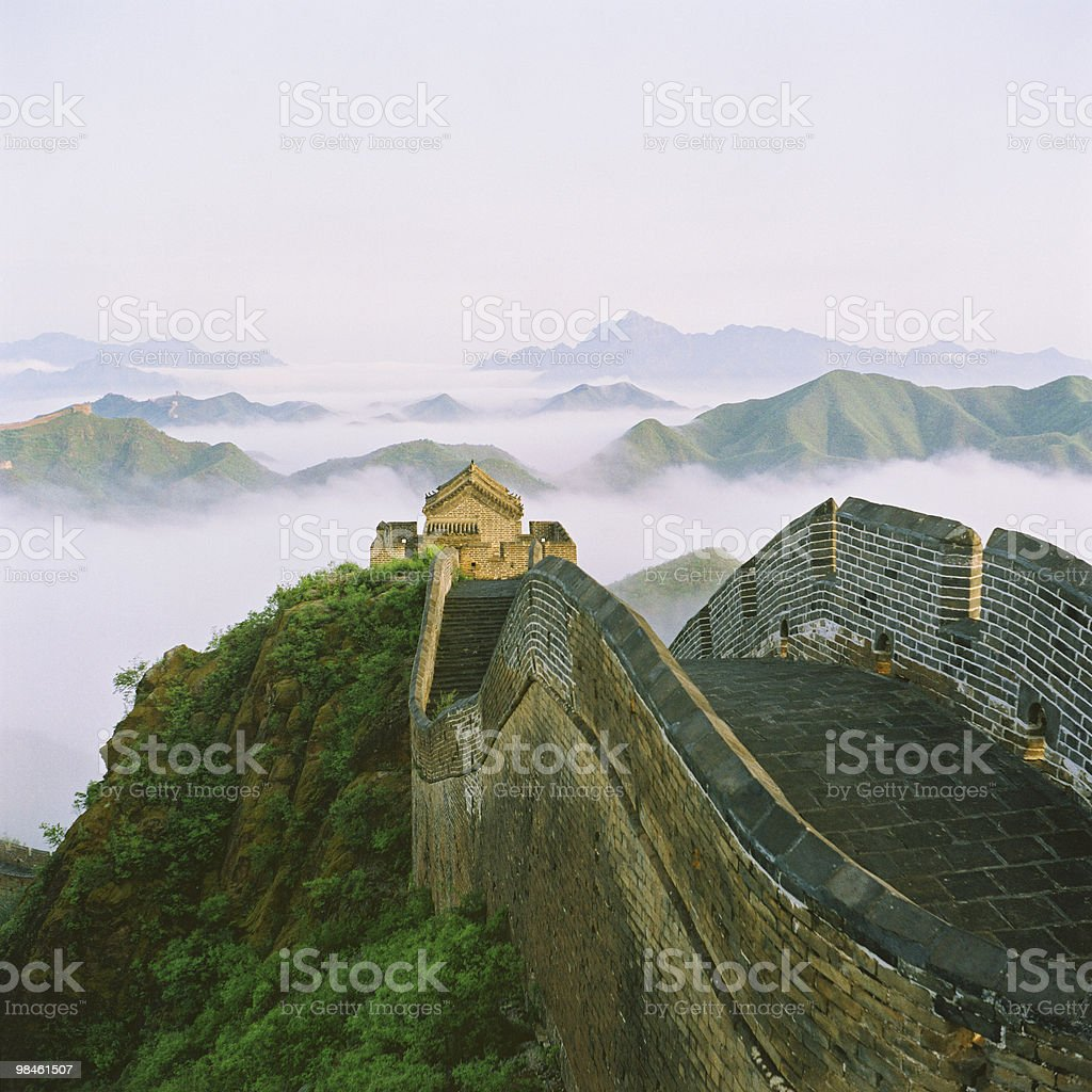 Symbol of China royalty-free stock photo
