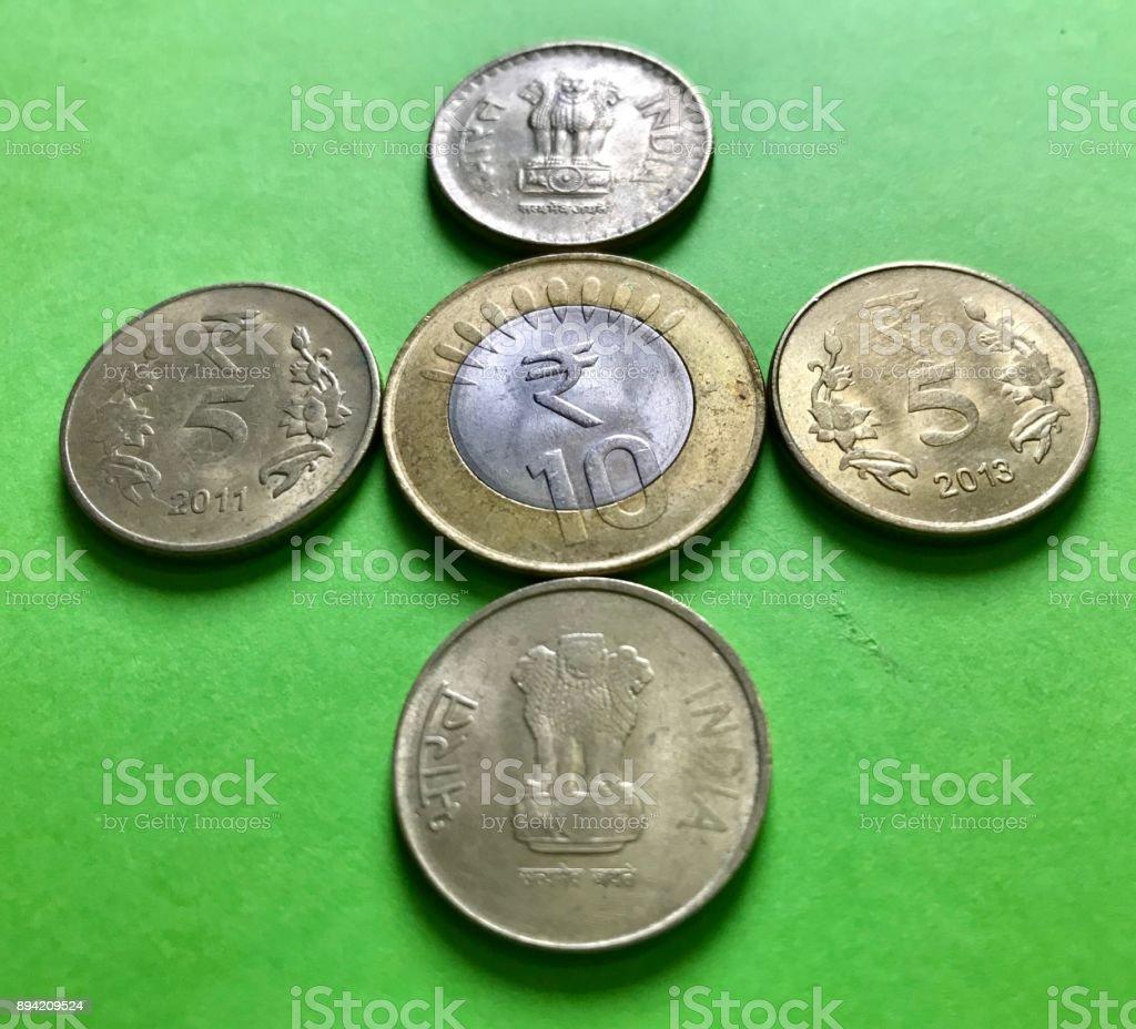 Symbol of savings stock photo