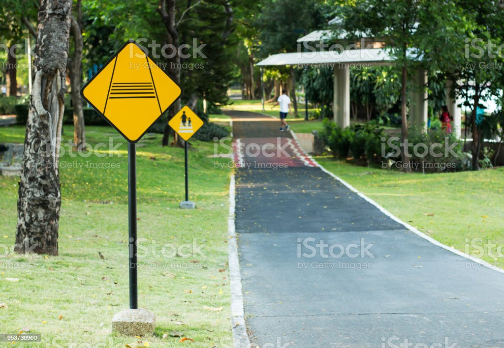 Symbols For Cycling In The Park Stock Photo More Pictures Of