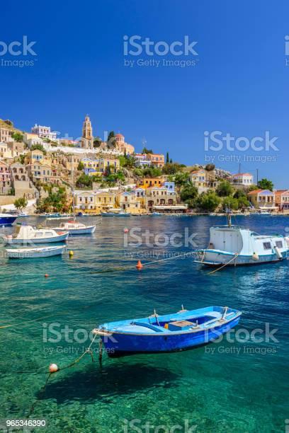 Wyspa Symi - zdjęcia stockowe i więcej obrazów Grecja
