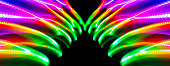 istock Symmetrical Abstract Blurred Light Background 1316377629