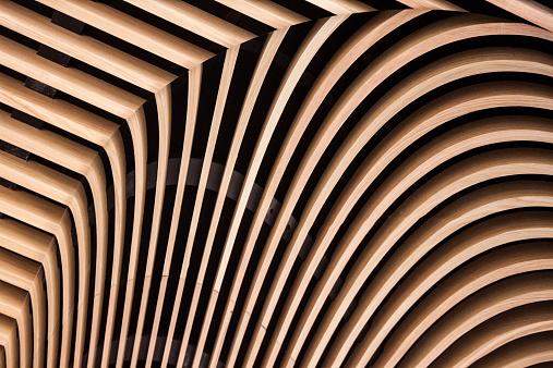 Symmetrical planar lines reflection