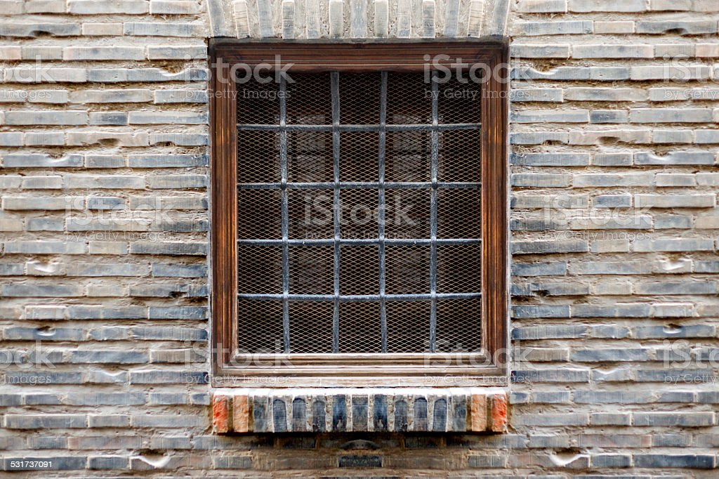 Simétrico ventana) - foto de stock