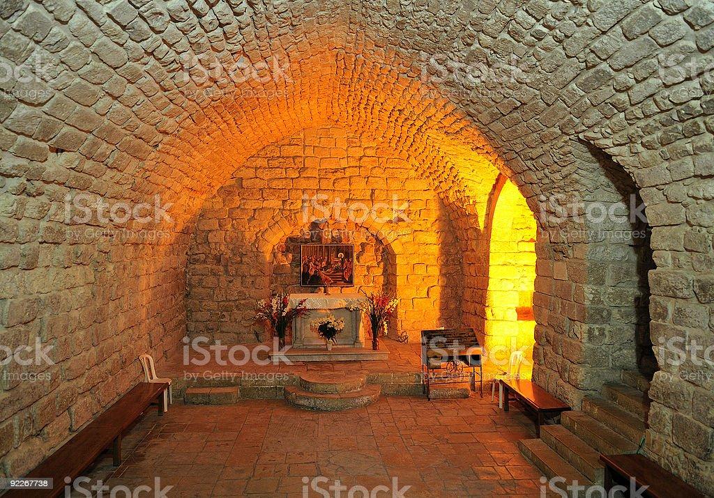 Synagogue church royalty-free stock photo
