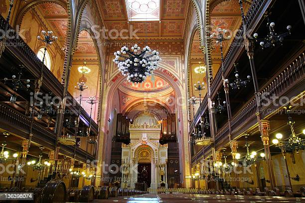 Synagoge Innen Stockfoto und mehr Bilder von Altar