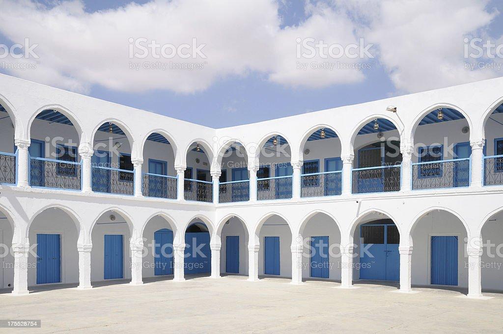 synagogue la ghriba tunisia stock photo