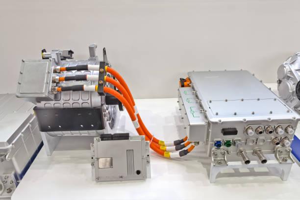 Synchronmotor- und Motorsteuerung – Foto
