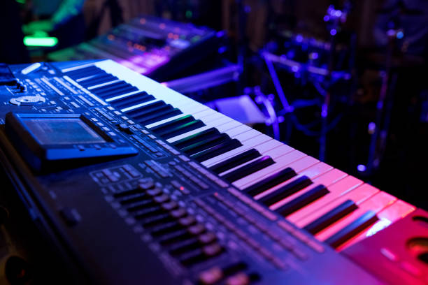 Synthesizer Synthesizer synthesizer stock pictures, royalty-free photos & images
