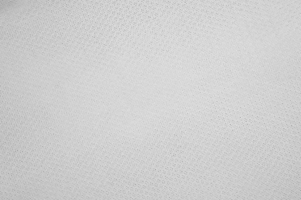 synthetic fabric texture. background of white textile - nylon texture stock pictures, royalty-free photos & images