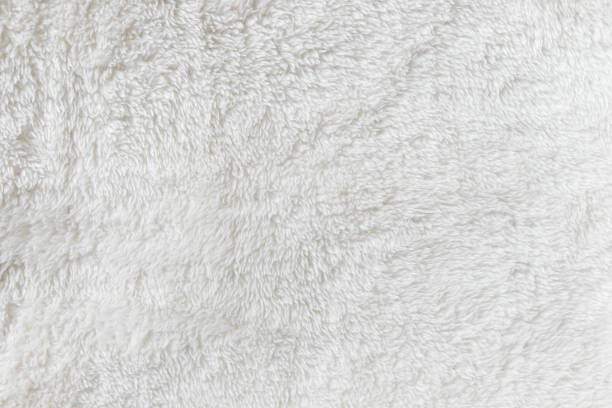 Synthetic fur white texture for the background Synthetic fur white texture for the background animal hair stock pictures, royalty-free photos & images