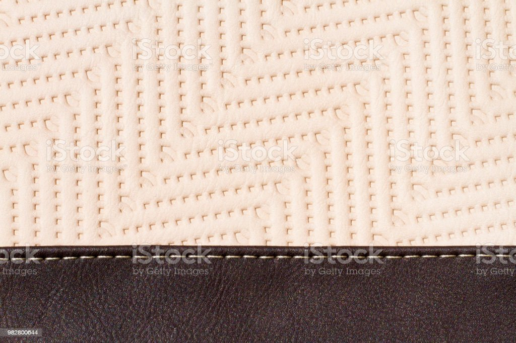 Synthetic Material Texture Close Up Stock Photo - Download Image Now