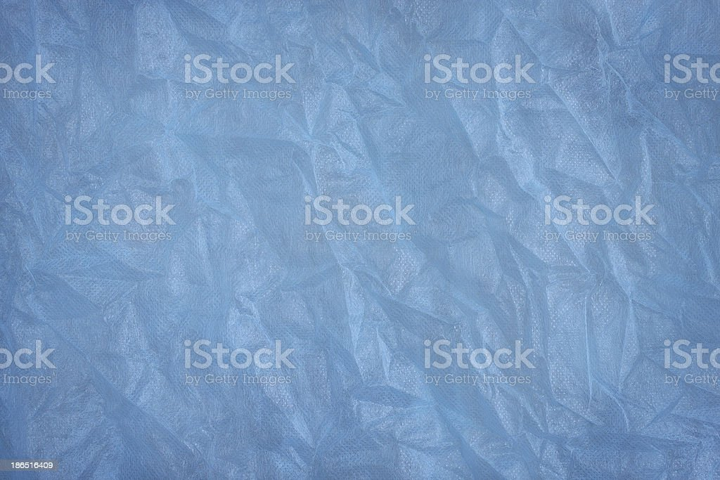 Synthetic non-woven material royalty-free stock photo