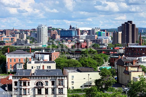 Syracuse is a city in, and the county seat of, Onondaga County, New York, United States