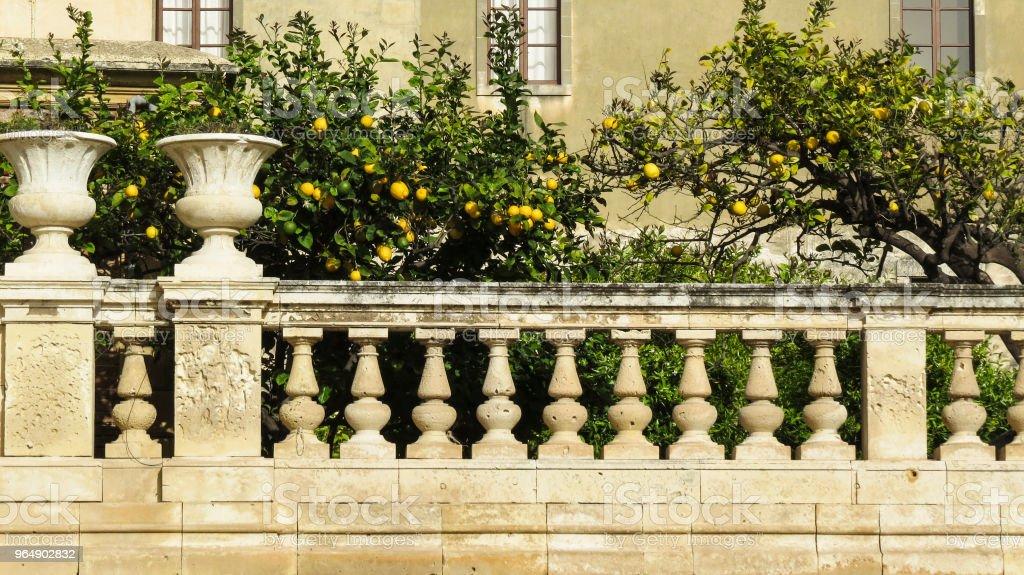 Syracuse, Sicily, Italy royalty-free stock photo
