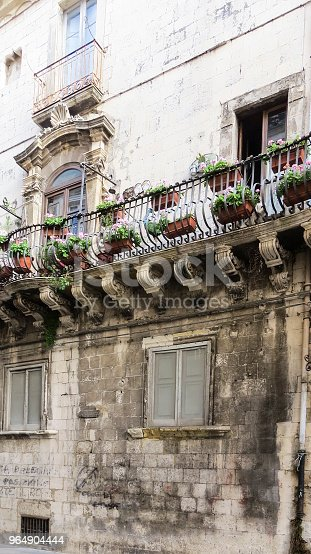 Syracuse Sicily Italy Stock Photo & More Pictures of Architecture