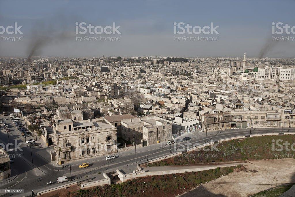Syria Aleppo stock photo
