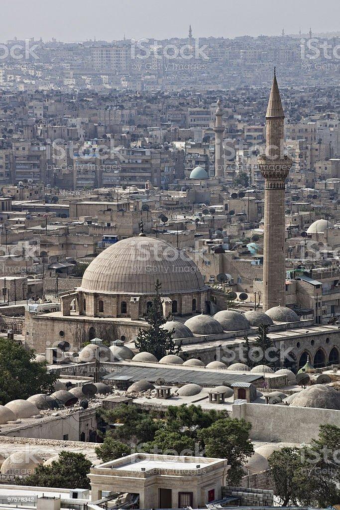 Syrie à Alep photo libre de droits