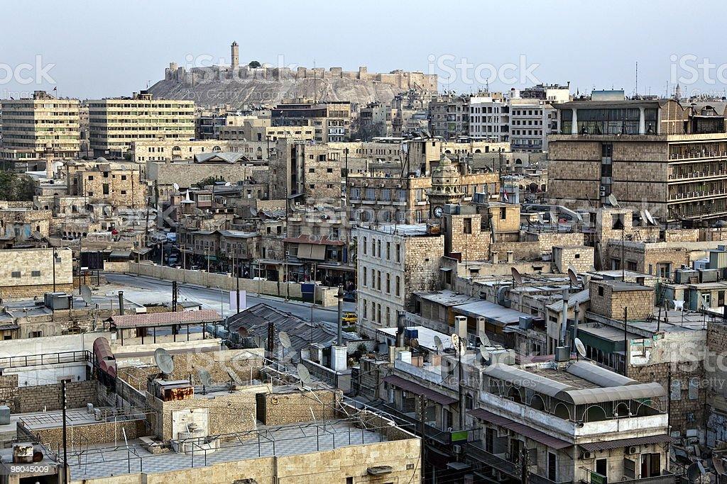 Siria-Aleppo foto stock royalty-free