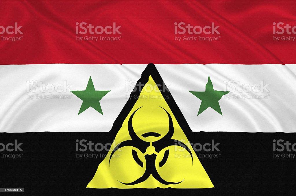 Syria crisis stock photo