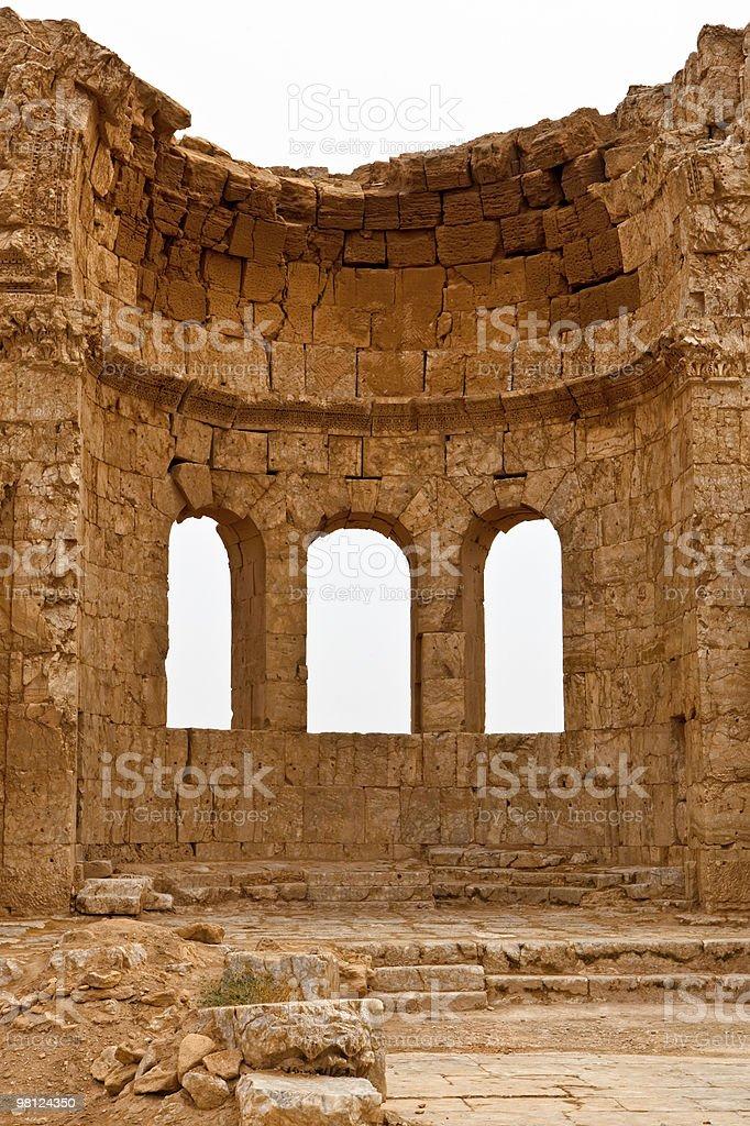 Syria - Rasafa royalty-free stock photo