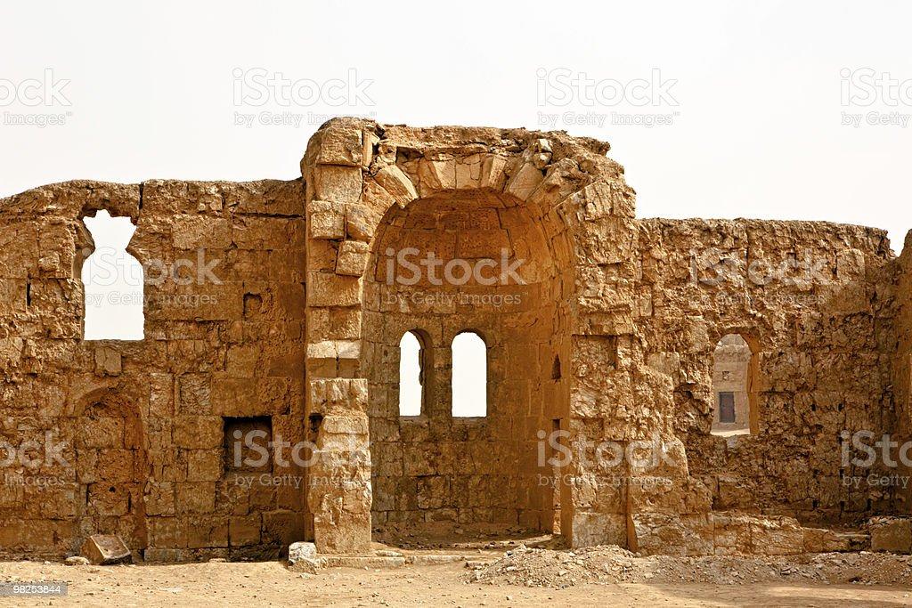 Siria-Rasafa foto stock royalty-free