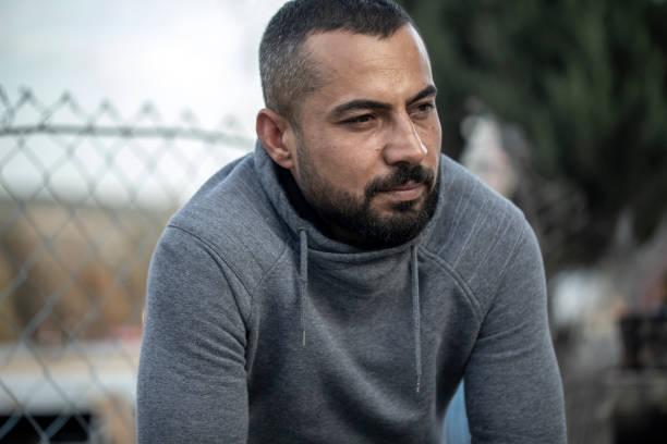 Syrian Man