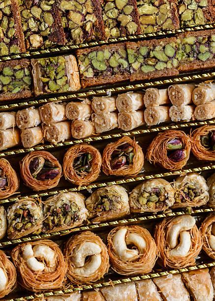 Pâtisserie de Syrie - Photo