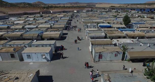 Syrian refugee camp in gaziantepturkey picture id1138373900?b=1&k=6&m=1138373900&s=612x612&w=0&h=focew4x9acxg5q2enzbhmlr613zup8hewtfglondaq8=