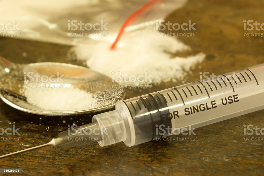 syringe royalty-free stock photo