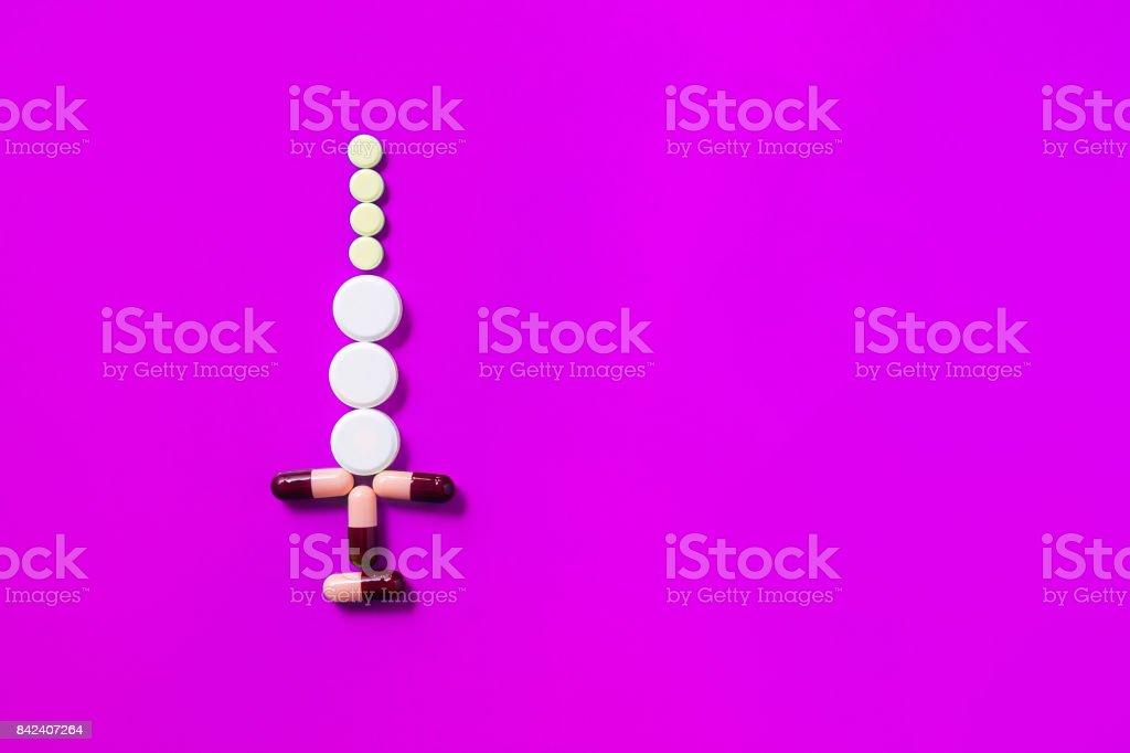 Syringe stock photo