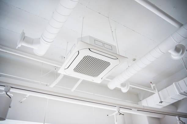 システム空調機 - エアコン ストックフォトと画像