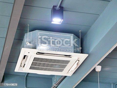 1132163701 istock photo System Air Conditioner 1176449629