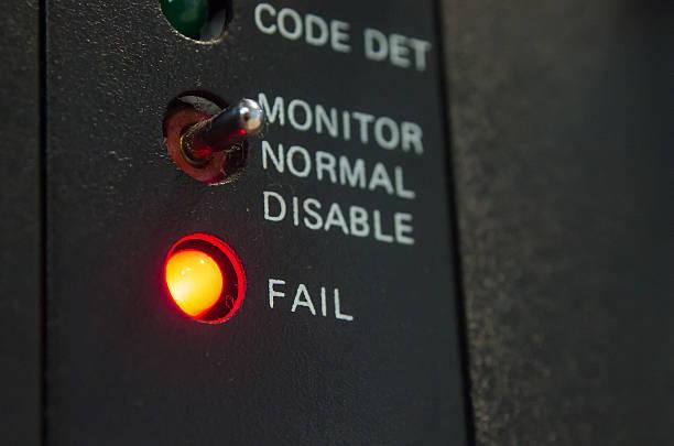 system nicht situation - error stock-fotos und bilder