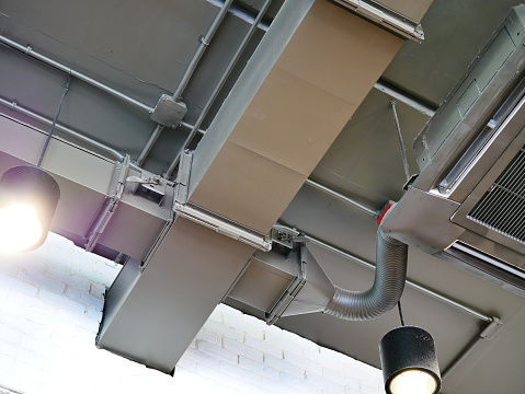 Air Duct, Cleaning, Wind, Industry, Order