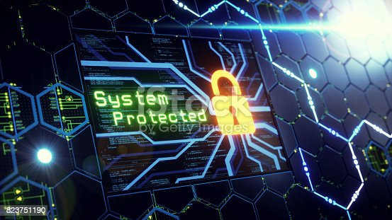 istock System Protection Design On Honeycomb 823751190
