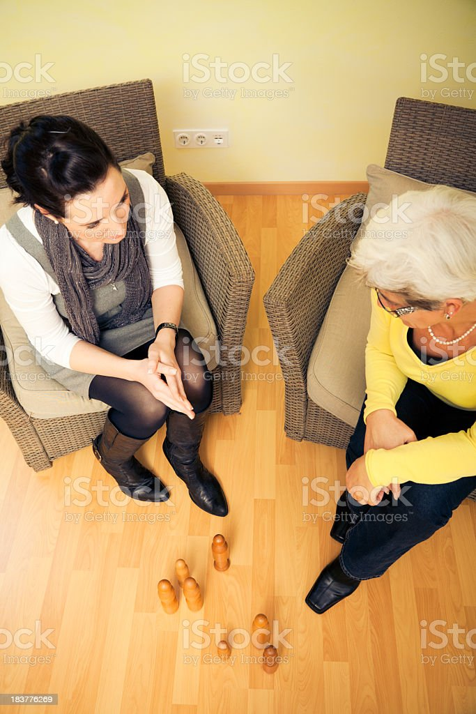 systemic therapy session royalty-free stock photo