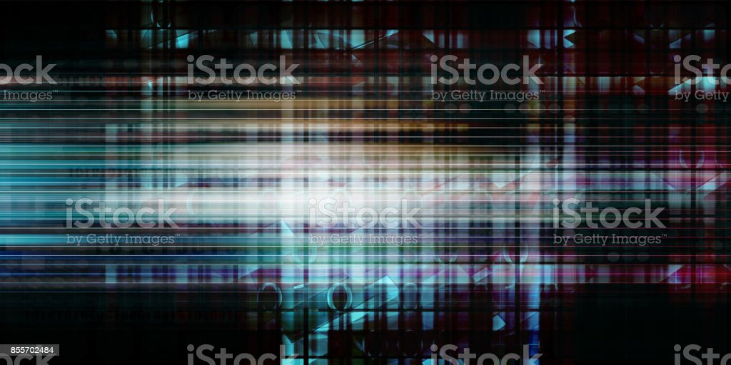 Systems Integration stock photo