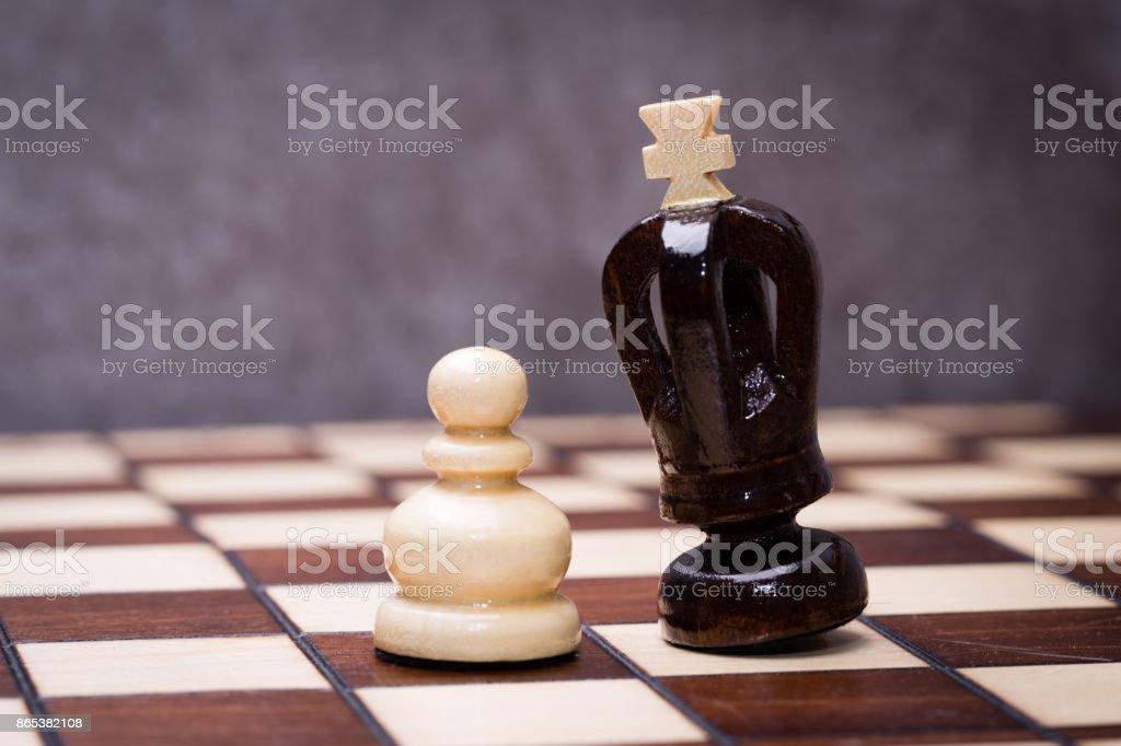 szachy stock photo