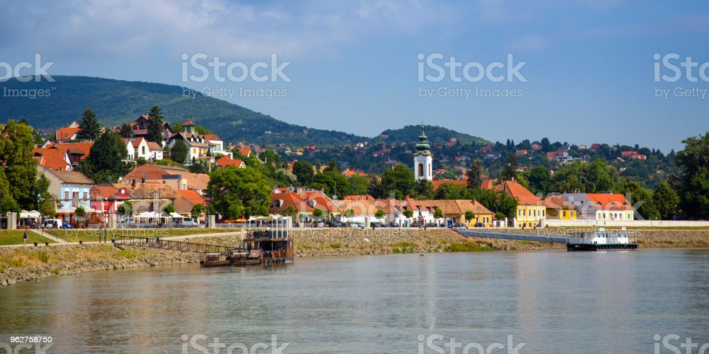 Szentendre stock photo